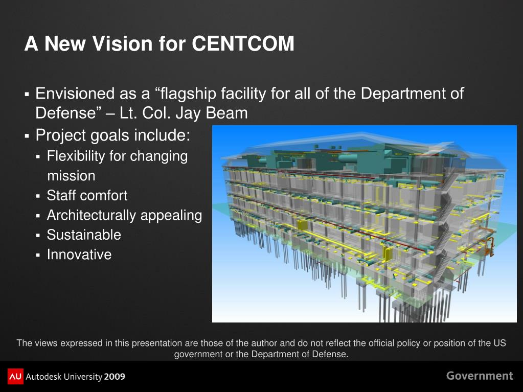A New Vision for CENTCOM