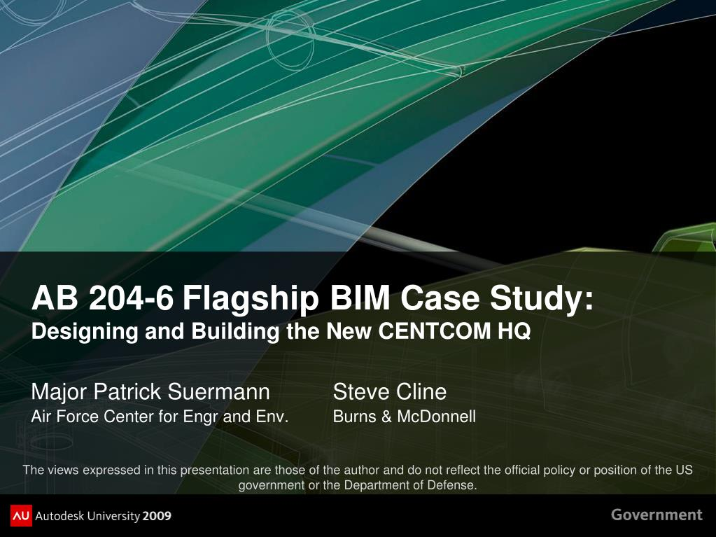 AB 204-6Flagship BIM Case Study: