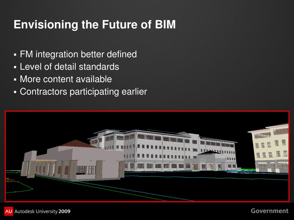 Envisioning the Future of BIM