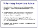 vips very important points22