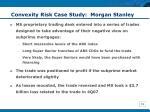 convexity risk case study morgan stanley