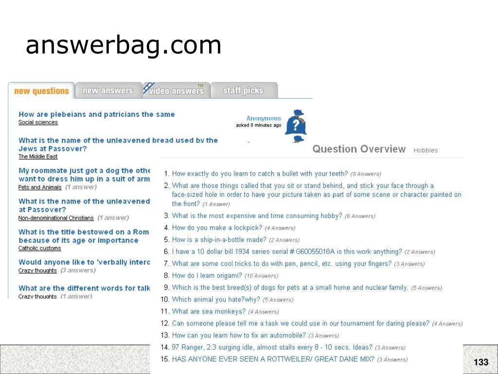 answerbag.com