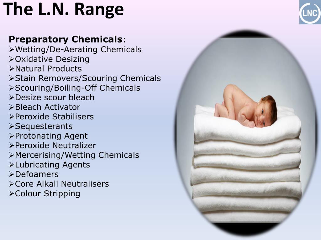 Preparatory Chemicals