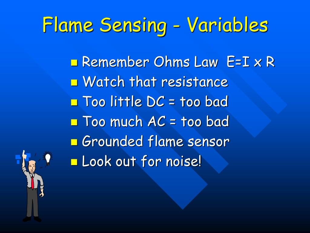 Flame Sensing - Variables
