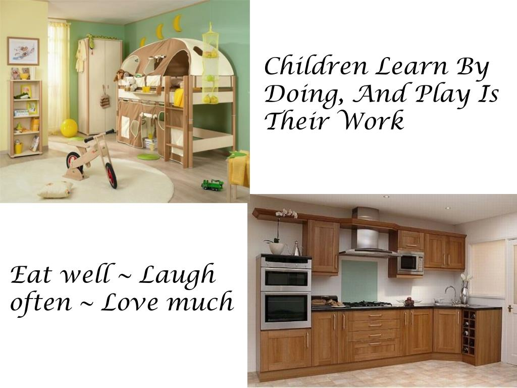 Children Learn By Doing, And Play Is Their Work