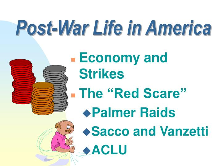 Post war life in america l.jpg