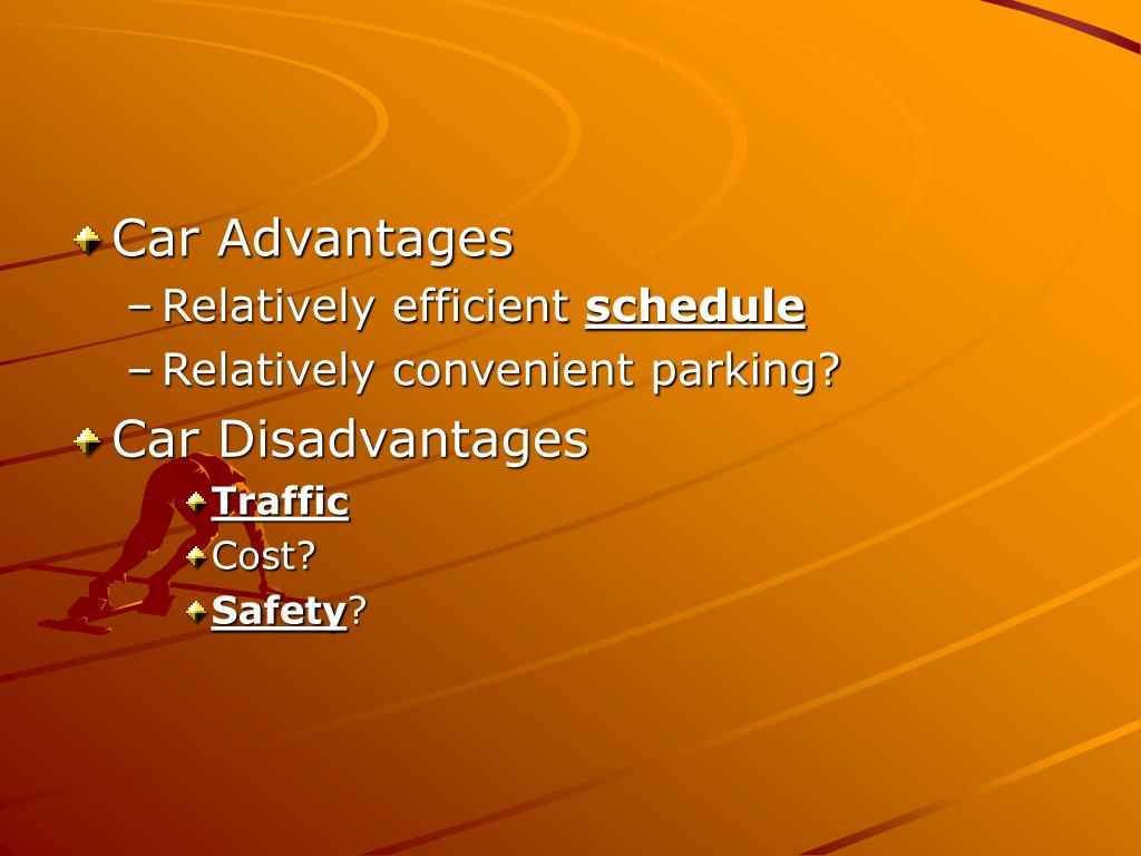 Car Advantages