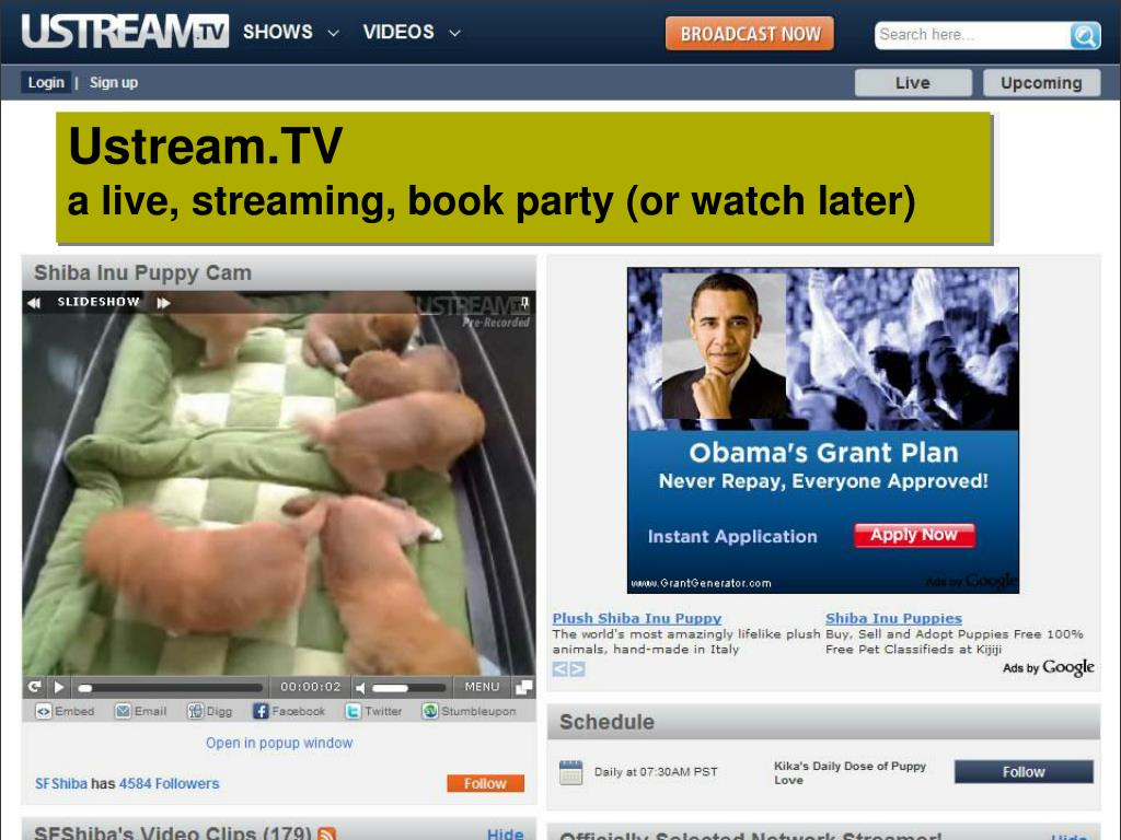 Ustream.TV