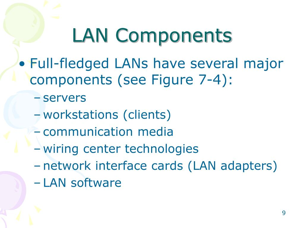 an introduction to the history of local area network lan a communication network Introduction history of lans  local area networks (lans), the most popular type of network used today you will also learn about two important types of lans .