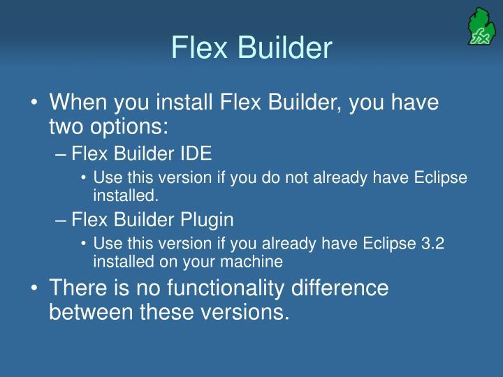 Flex Builder