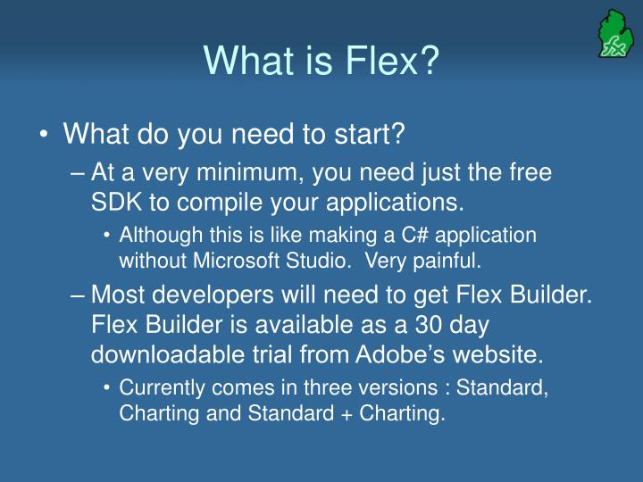 What is flex1