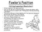 fowler s position sitting lawnchair beachchair