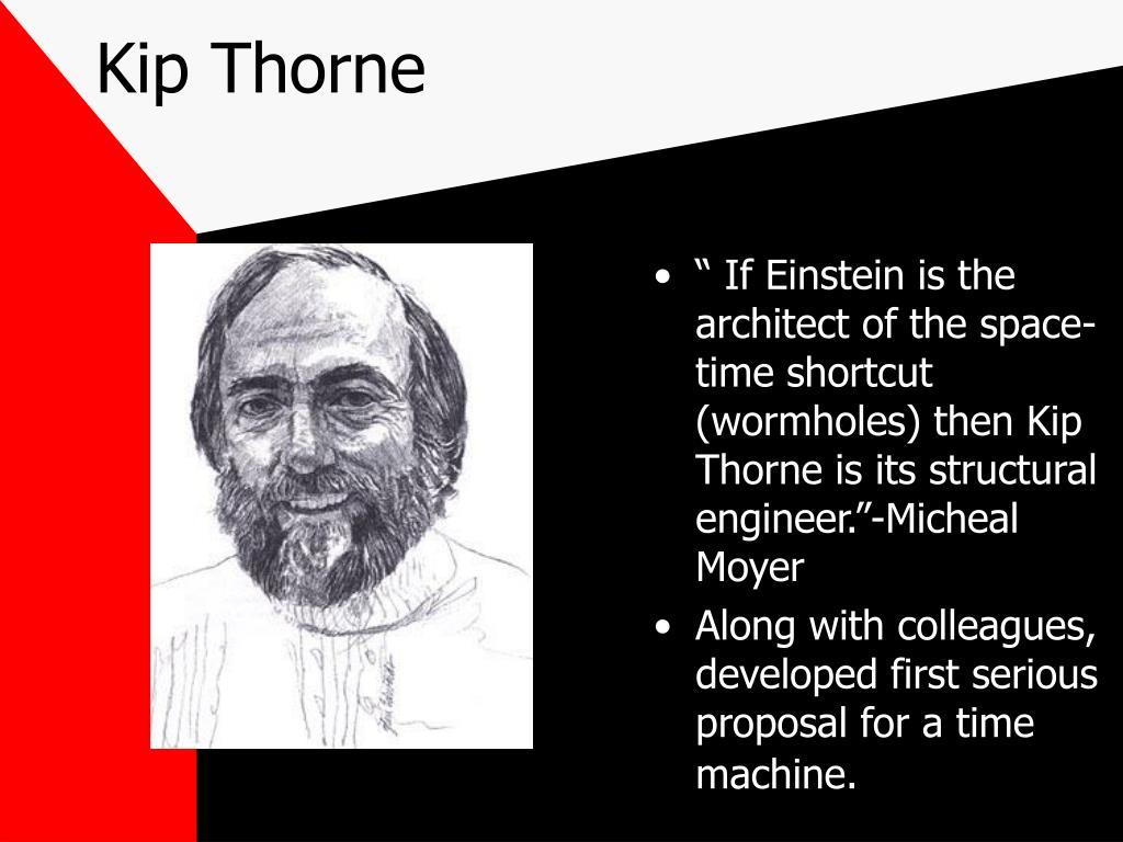 Kip Thorne