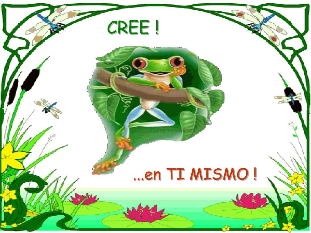 CREE !