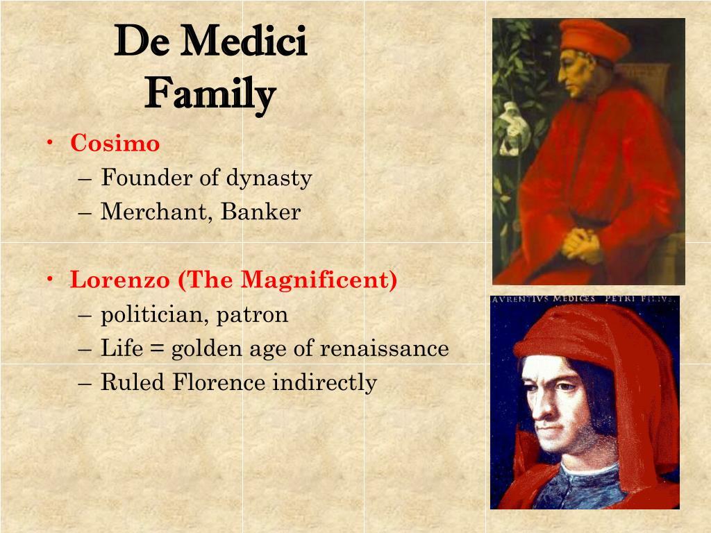 De Medici Family