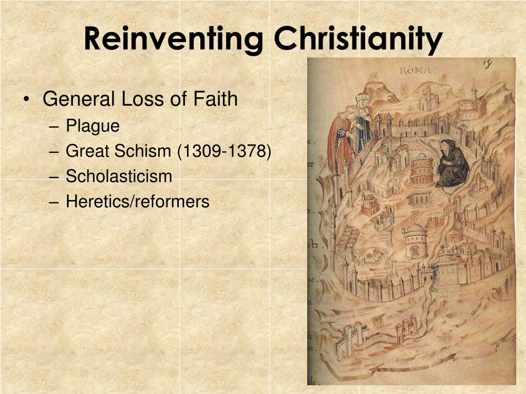Reinventing Christianity