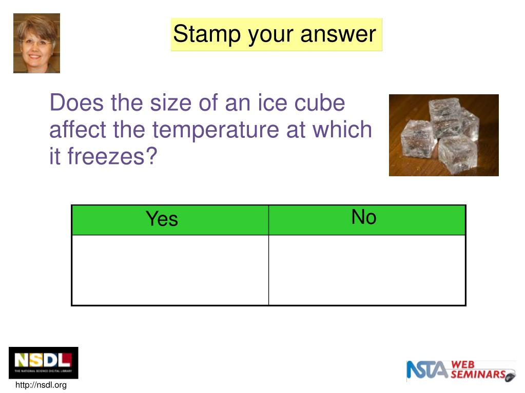 Stamp your answer