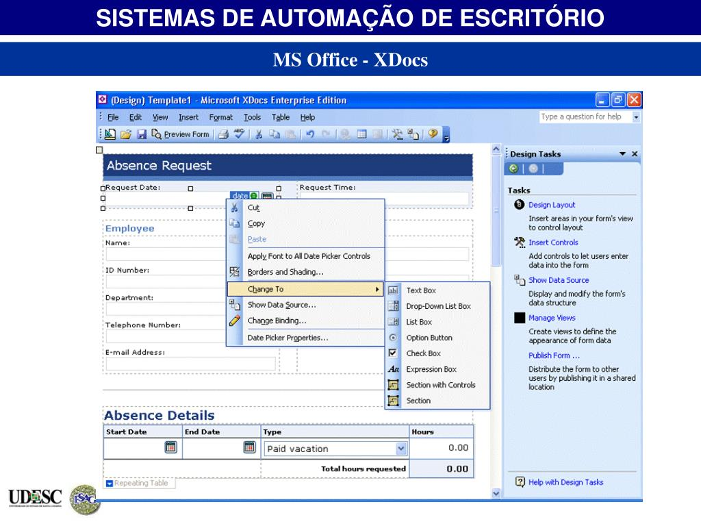 MS Office - XDocs