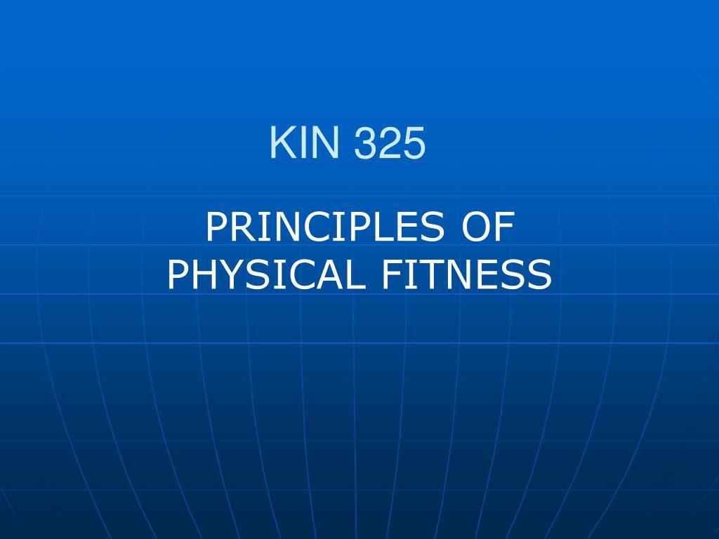 KIN 325
