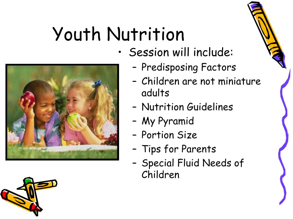Youth Nutrition