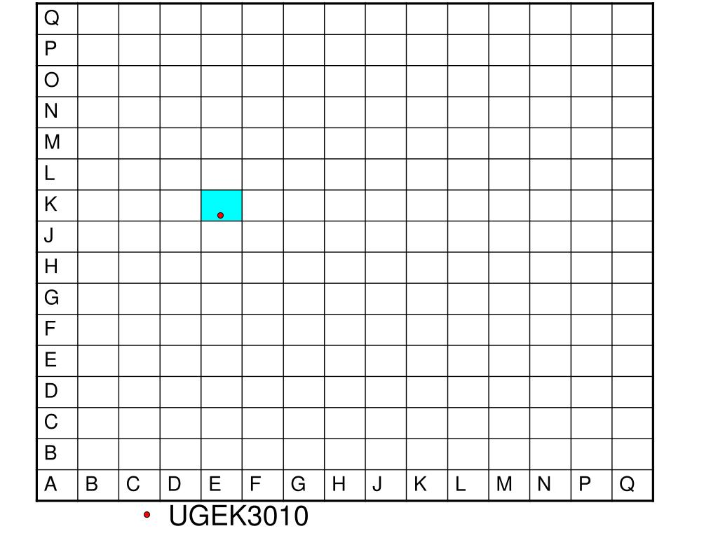 UGEK3010