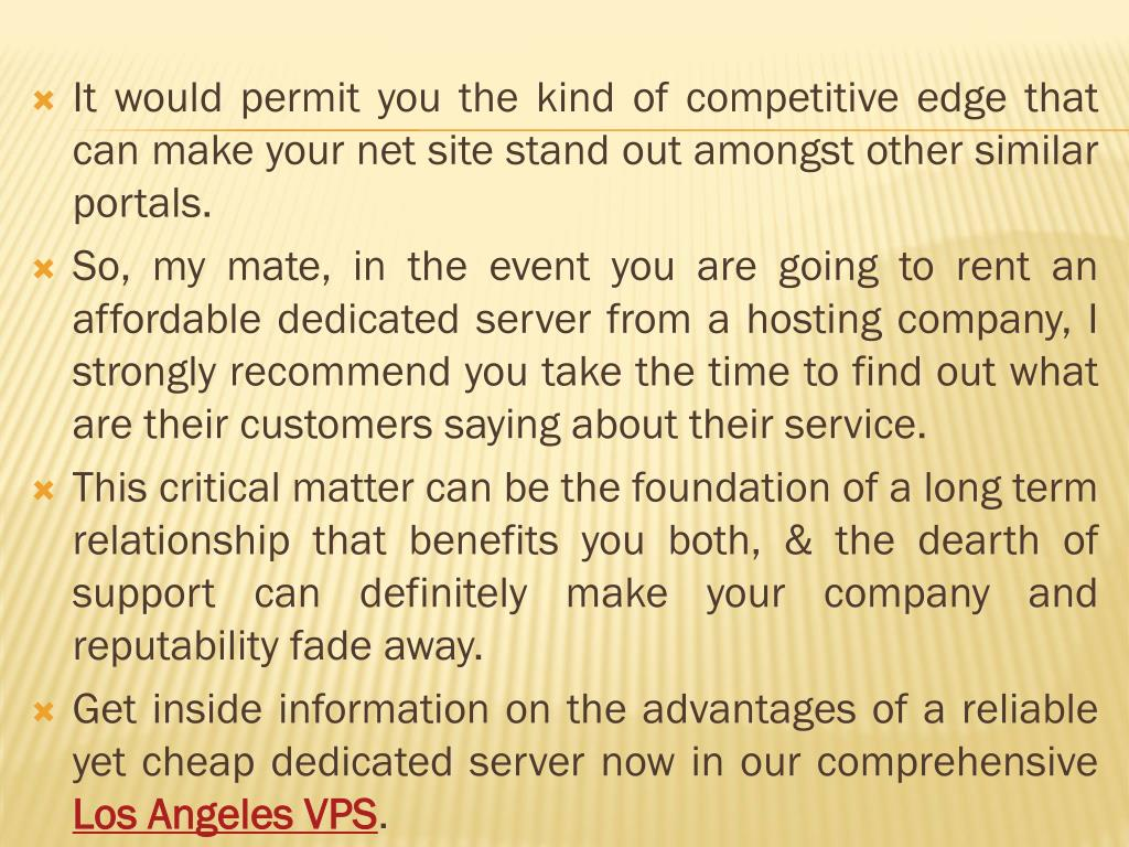 It would permit you the kind of competitive edge that can make your net site stand out amongst other similar portals.