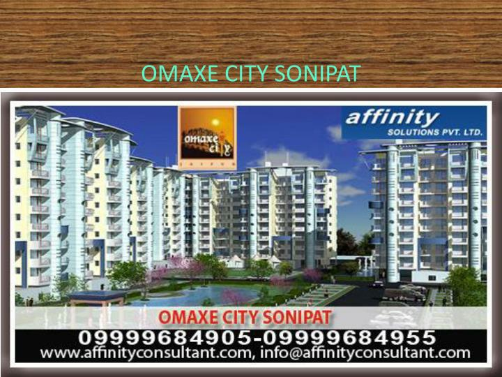 Omaxe city sonipat3