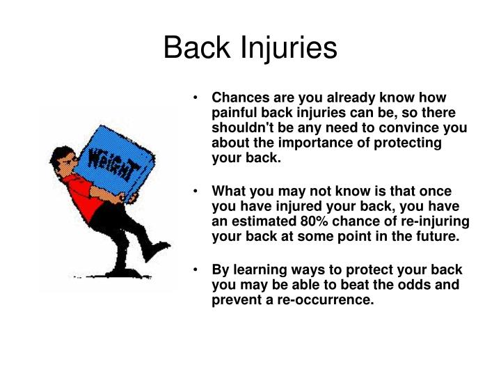 Back injuries l.jpg