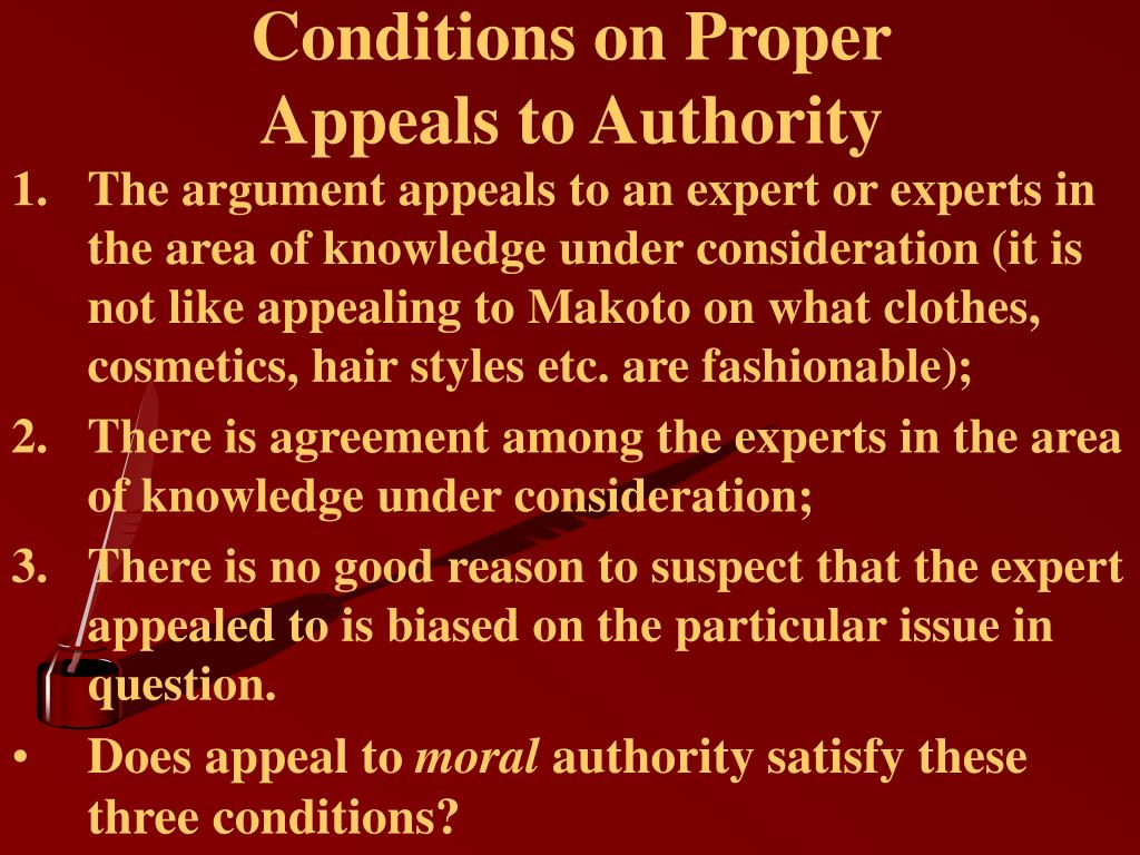 Conditions on Proper