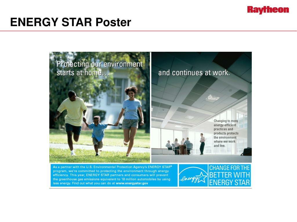 ENERGY STAR Poster