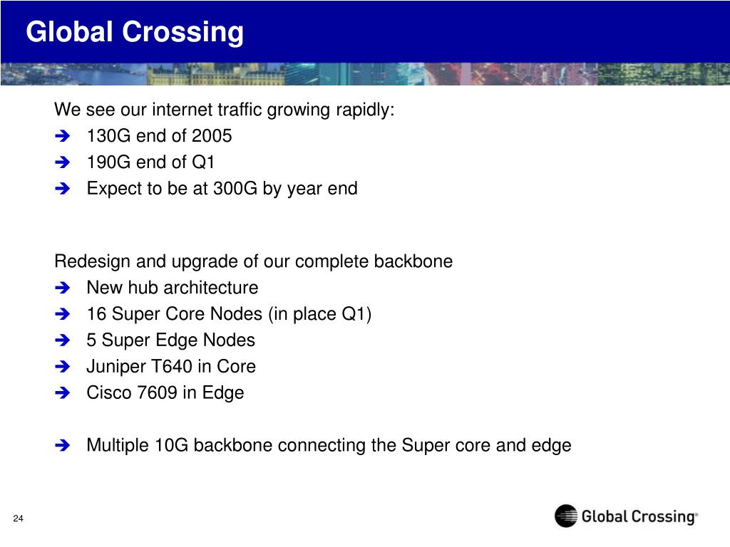 Global Crossing