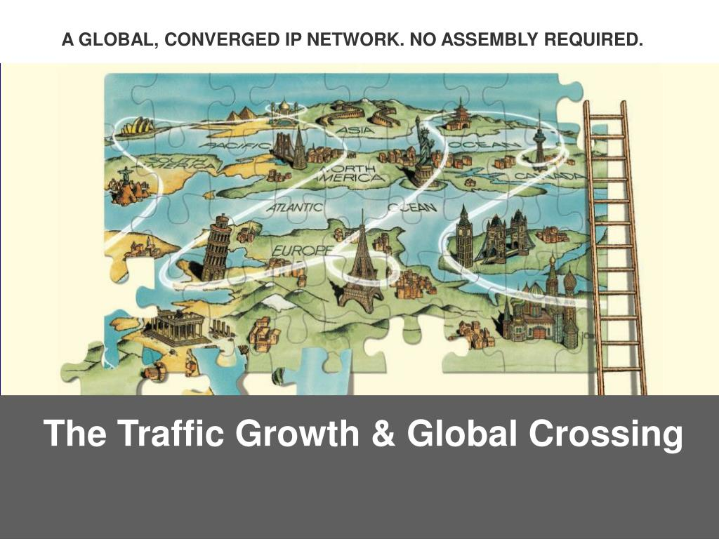 The Traffic Growth & Global Crossing