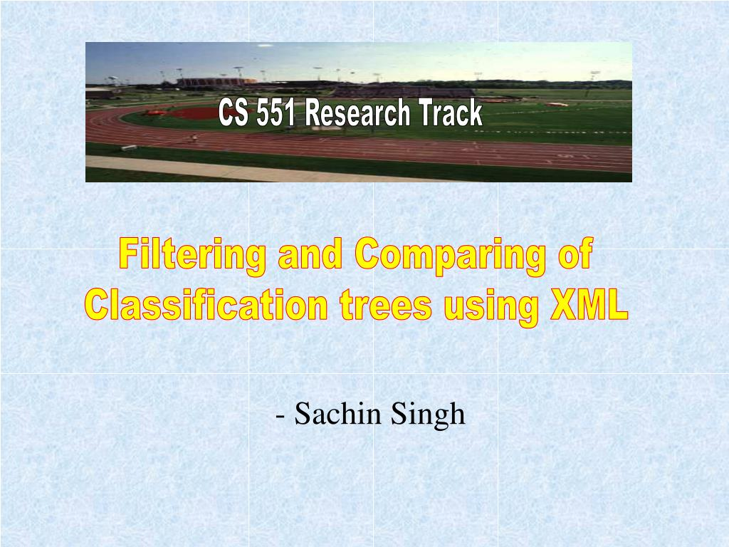 CS 551 Research Track