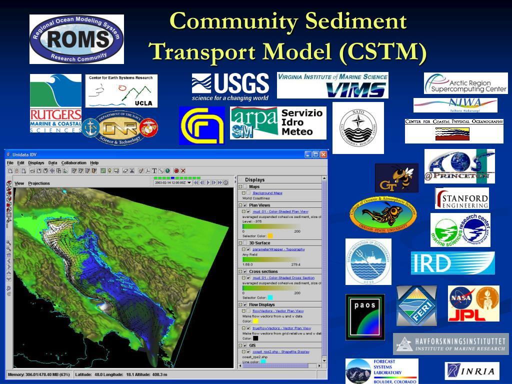 Community Sediment