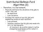 distributed bellman ford algorithm 3