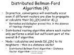 distributed bellman ford algorithm 4