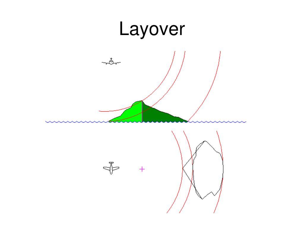 Layover Deutsch