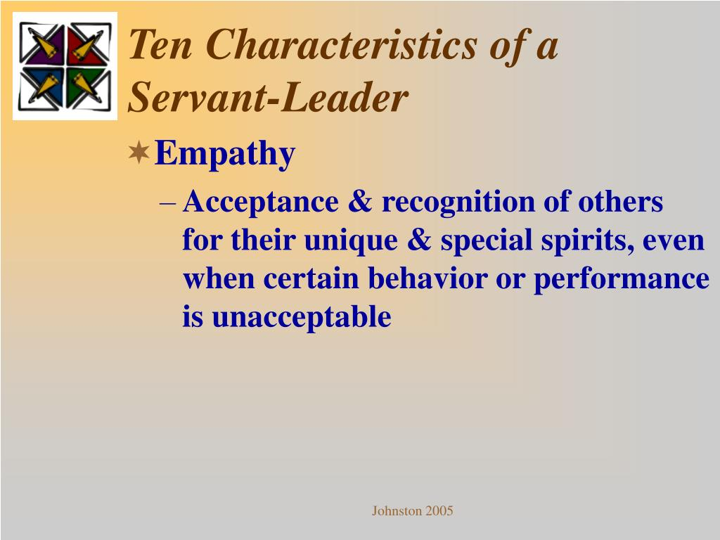 the power of servant leadership pdf