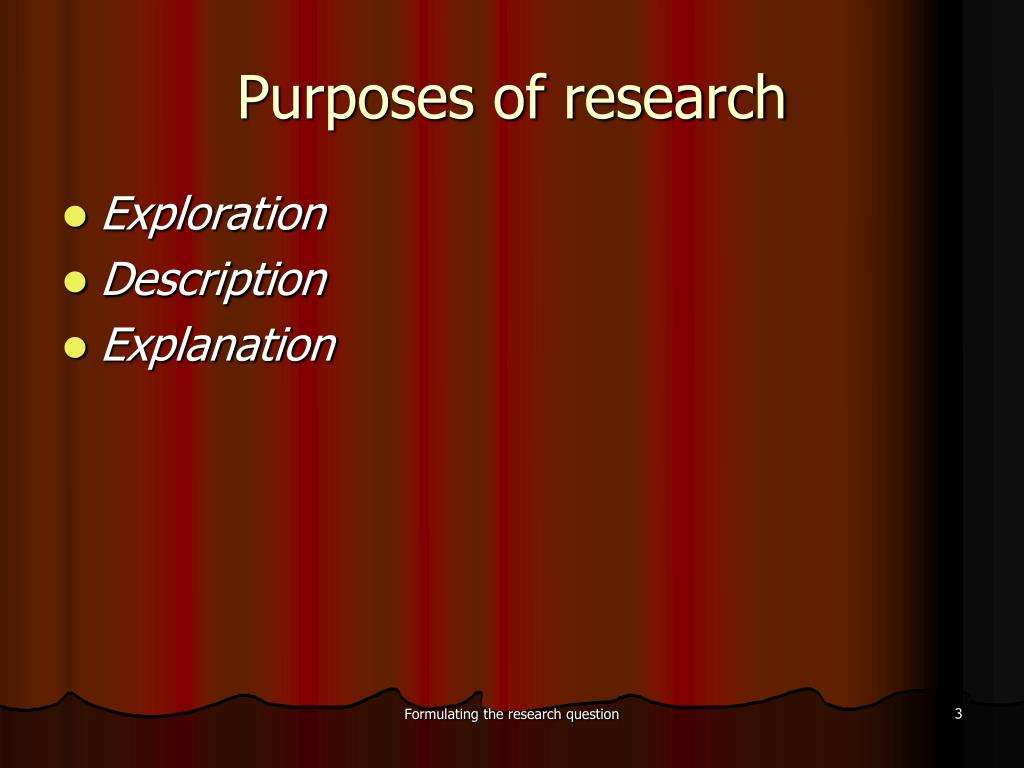 what is the value of a literature review in formulating a research question Formulating good literature review questions - part 1 comment 0 a s with any research, the primary decision in preparing a literature review is to establish its focus this is done most effectively by asking clearly framed questions by clearly formulating the question.