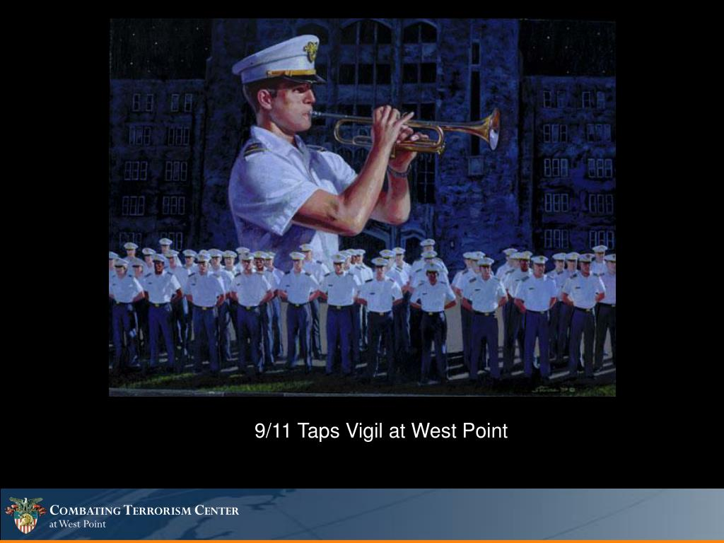 9/11 Taps Vigil at West Point
