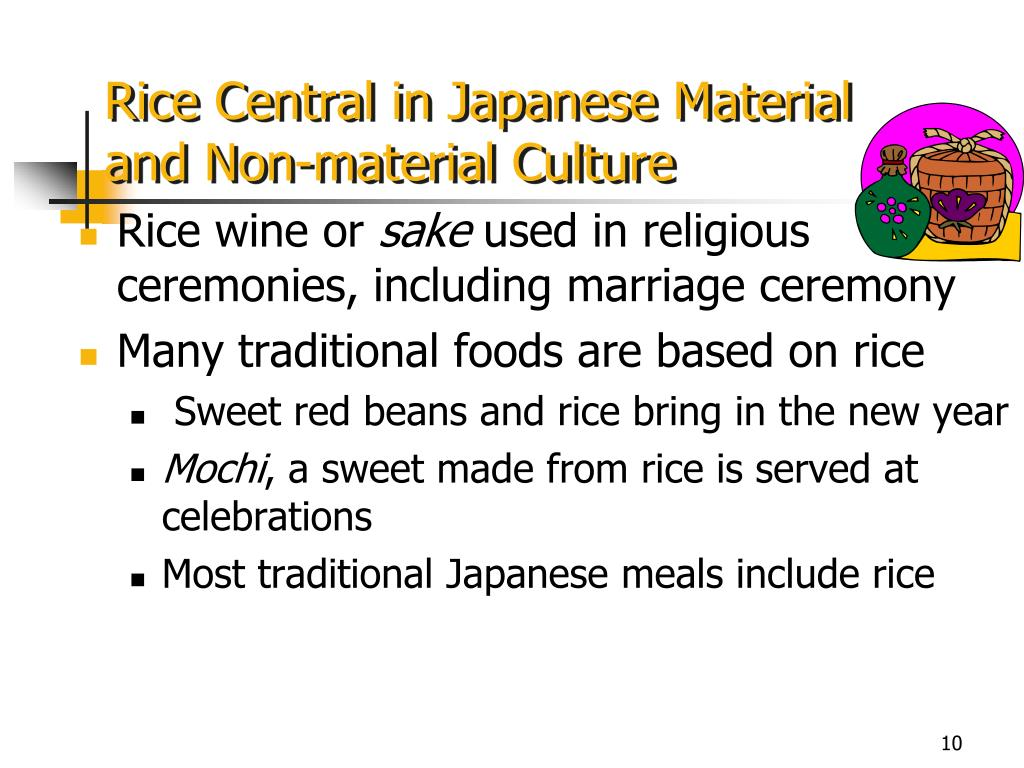 Rice Central in Japanese Material