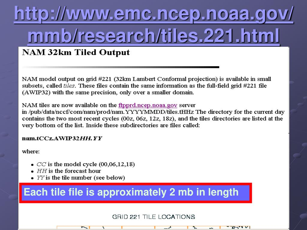 http://www.emc.ncep.noaa.gov/mmb/research/tiles.221.html