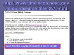 http www emc ncep noaa gov mmb research tiles 221 html