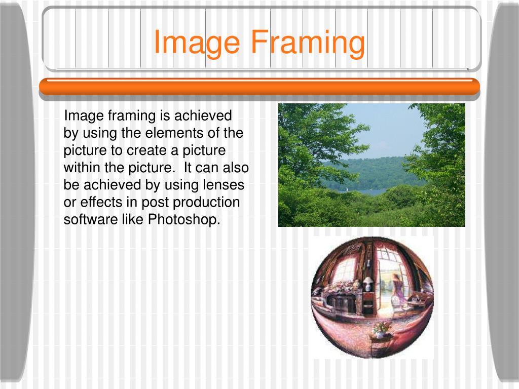 Image Framing