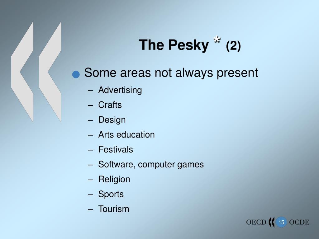 The Pesky