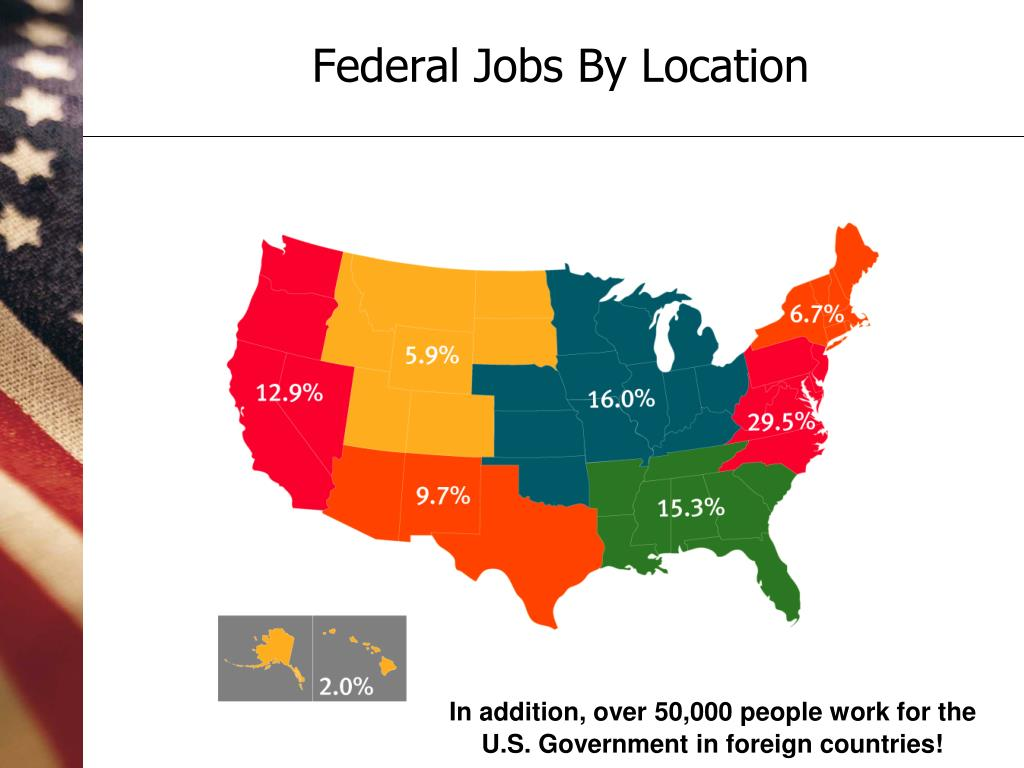 Federal Jobs By Location