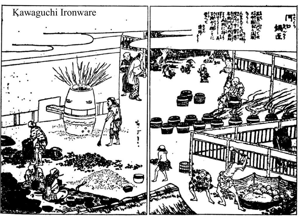 Kawaguchi Ironware