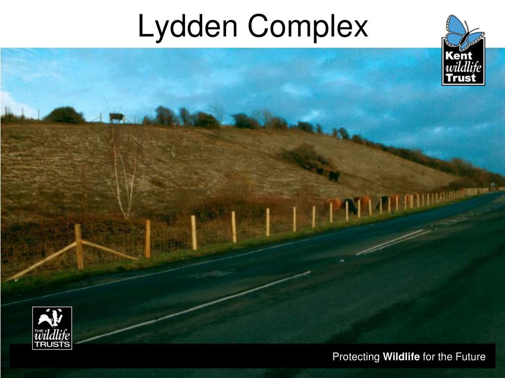 Lydden Complex