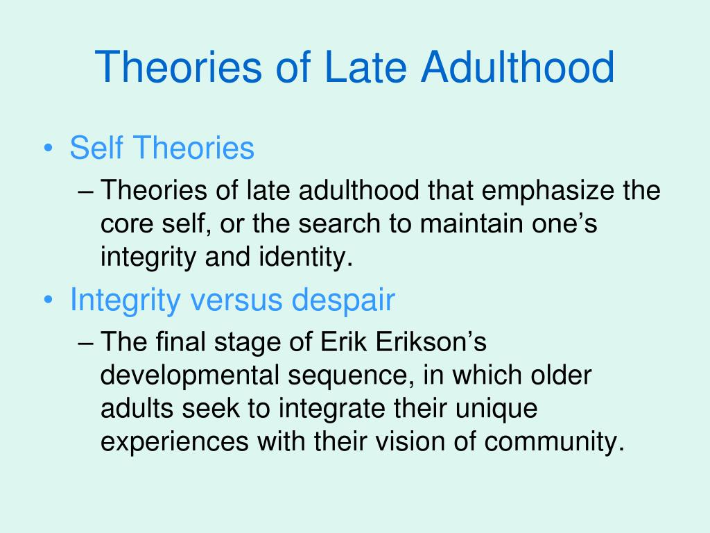 Adult Development Stages 15