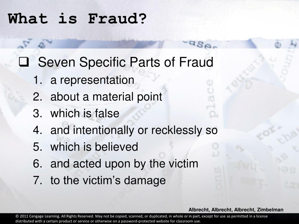 the nature of fraud This paper categorises fraud in terms of the organisational context in which it  occurs, and the nature of the relationship between offender and victim.